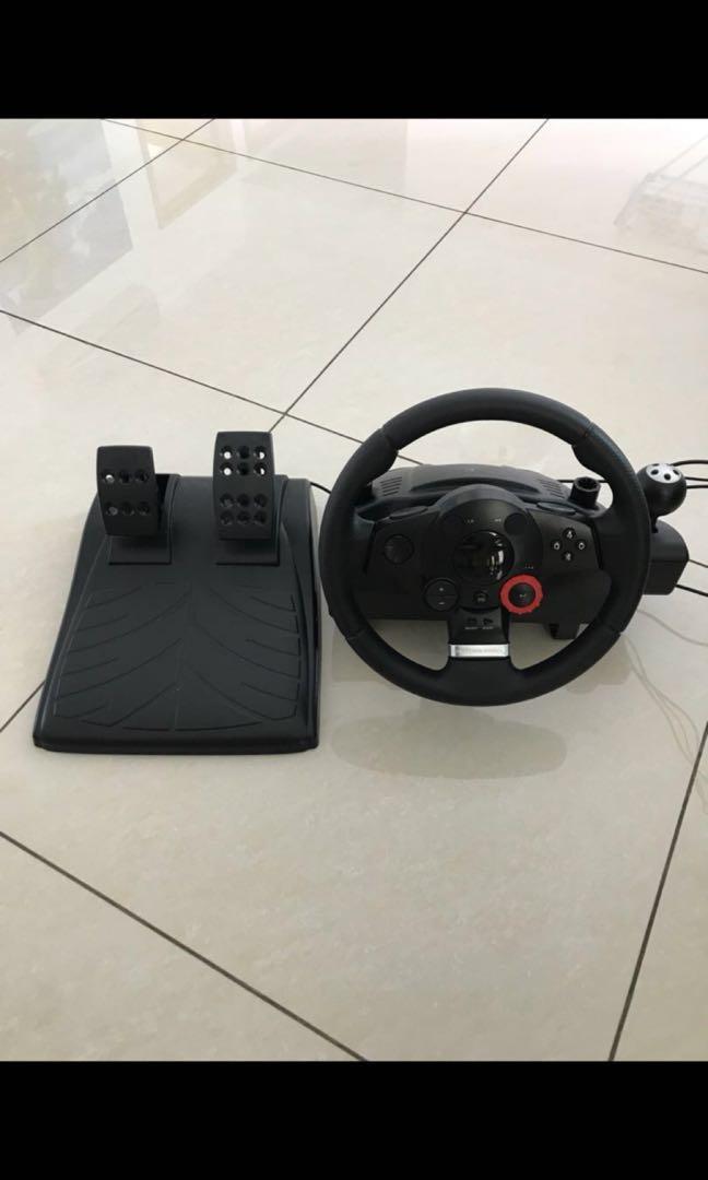 Driving Force GT Steering Wheel PC ( DFGT )