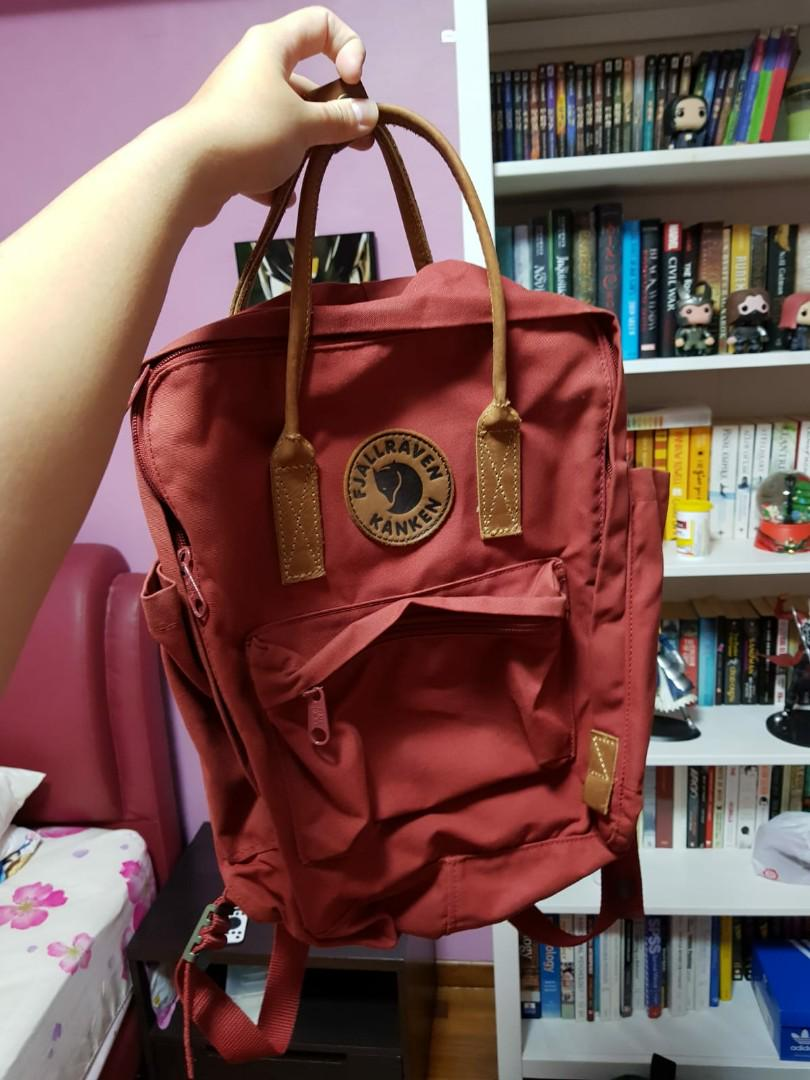 super specials cute wide range Fjallraven Kanken No. 2 Autumn Leaf, Women's Fashion, Bags ...