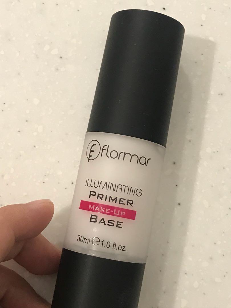 Flormar Illuminating Primer Health Beauty Makeup On Carousell