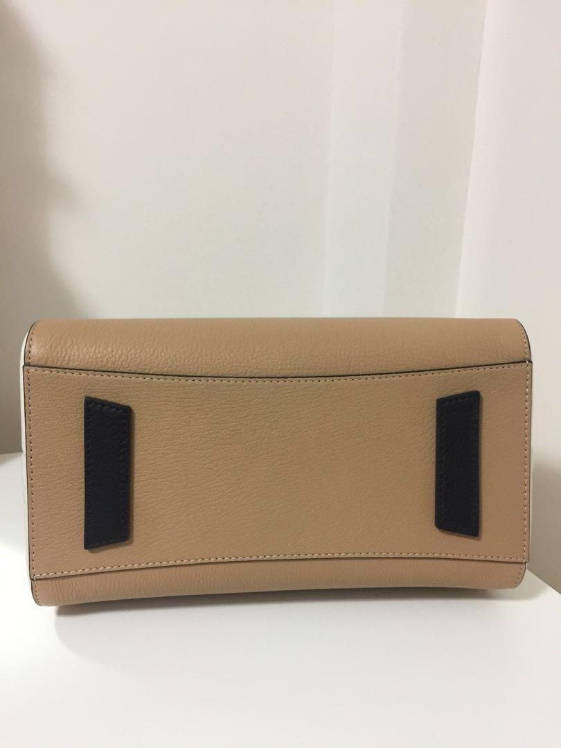 Givenchy Antigona Small Bag -light beige