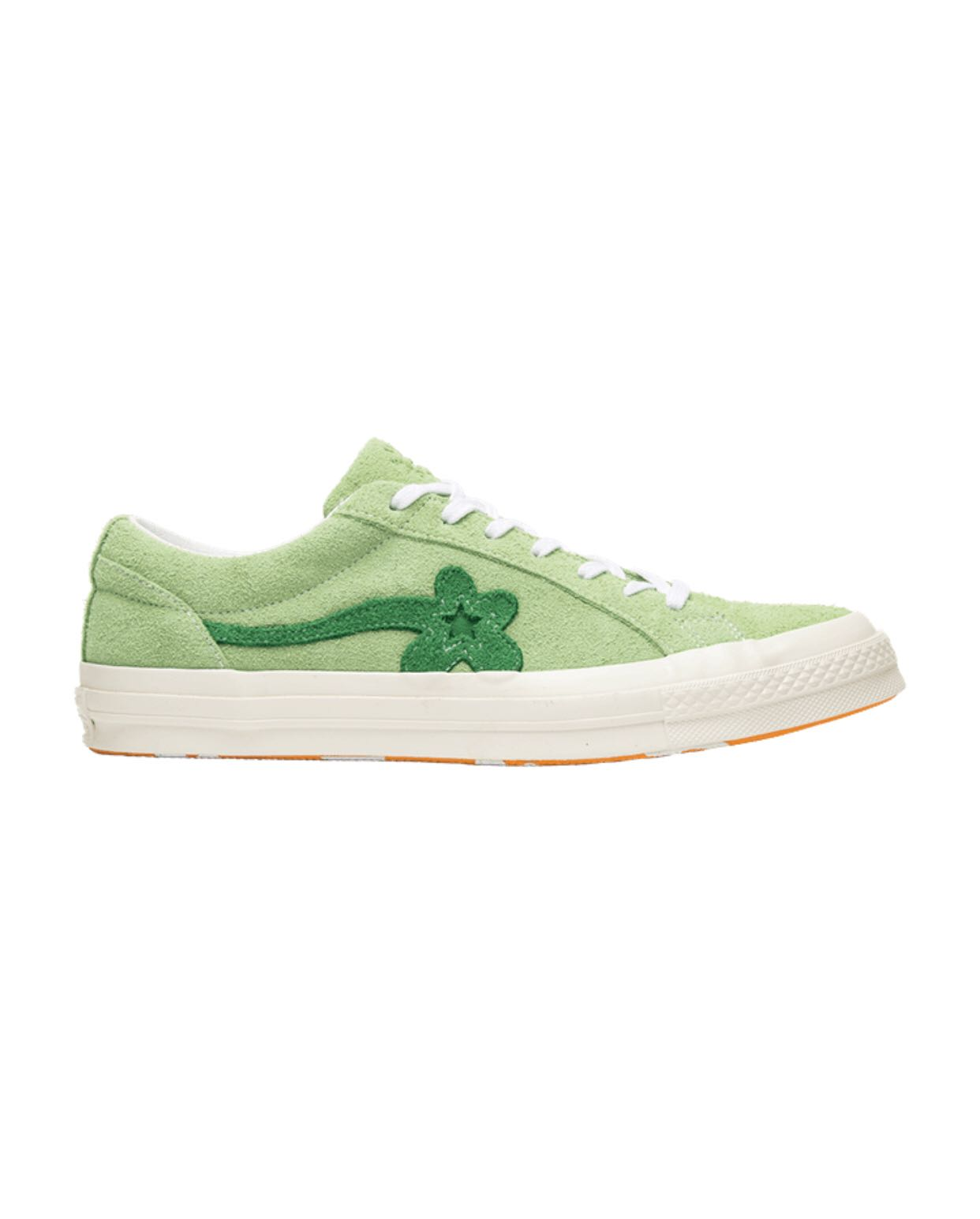 1ece9aad5dda Golf Le Fleur X One Star (Jade Lime)
