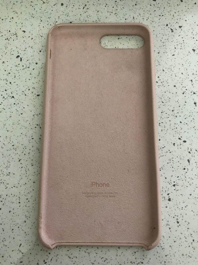 IPHONE 8/7 PLUS NUDE/PINK CASE