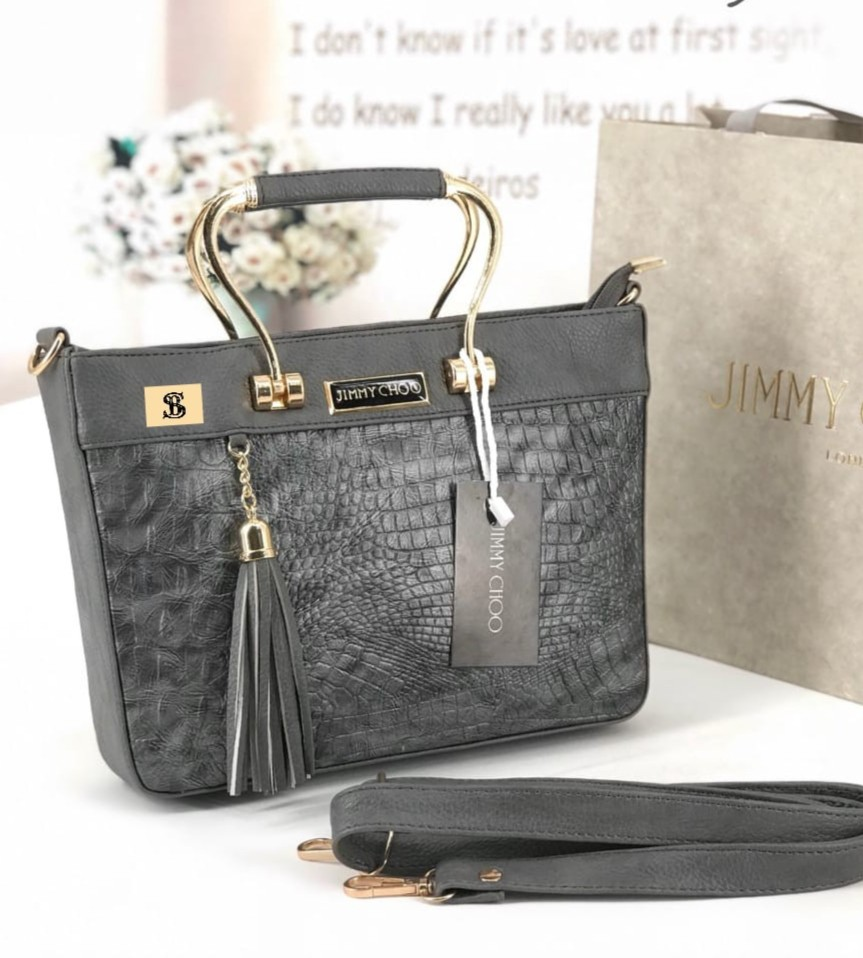 c3809baf31ae Jimmy choo bag womens fashion bags wallets handbags on carousell jpg  863x958 Choo handbags