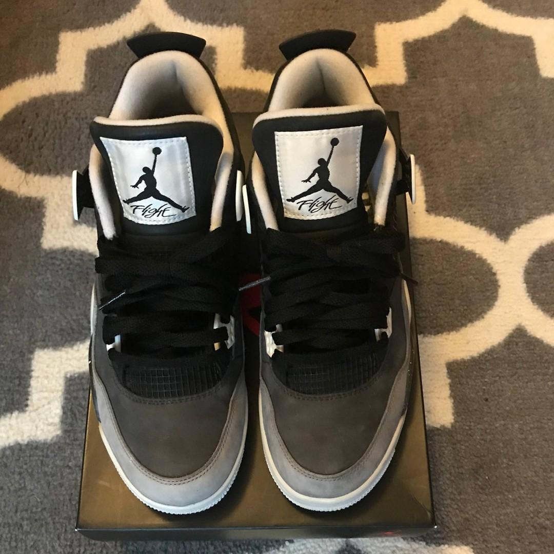 low priced 91d76 92b88 Jordan Retro 4 Fear, Men's Fashion, Footwear, Sneakers on ...