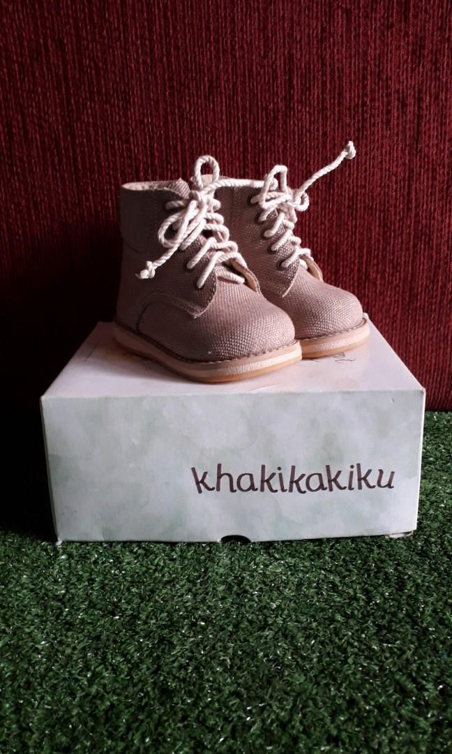 Sepatu Anak Laki-laki Khakikakiku Original