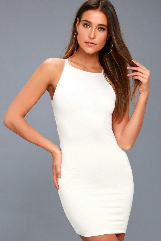 M Bodycon Dress