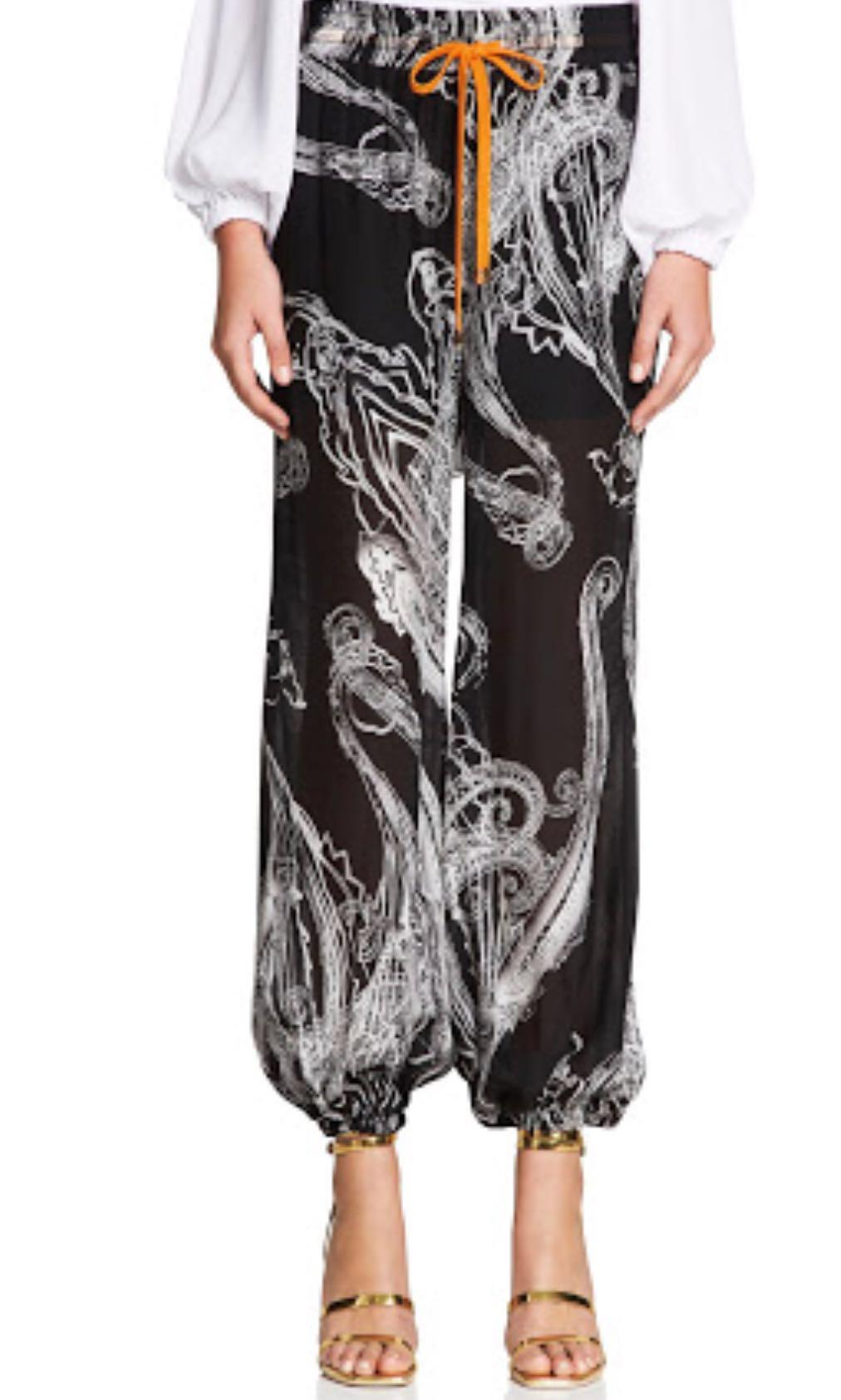 Manning Cartell Illustrated Paisley Pants