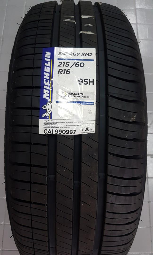 *PROMOTION* Michelin XM2!!