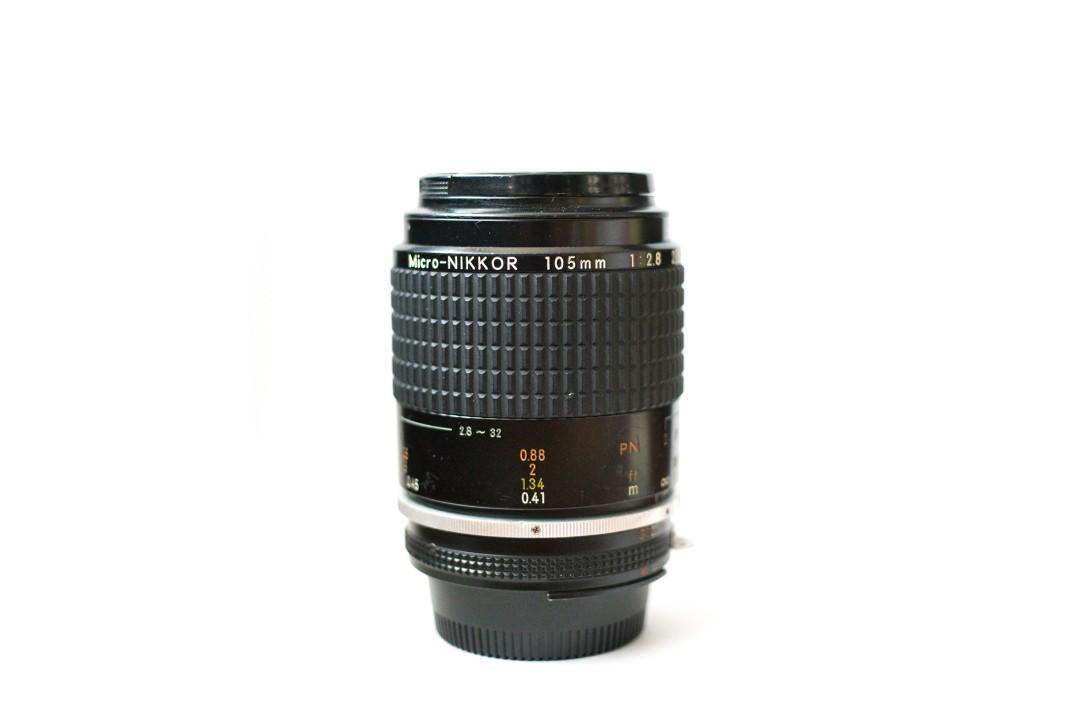 Micro Nikkor 105mm f2.8 Ais