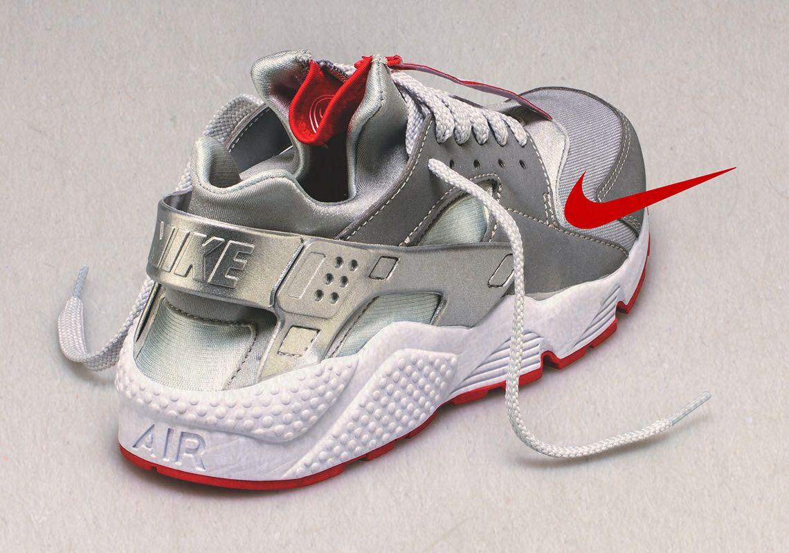 5901f91d4445c Nike Air Huarache x Shoe Palace Zip