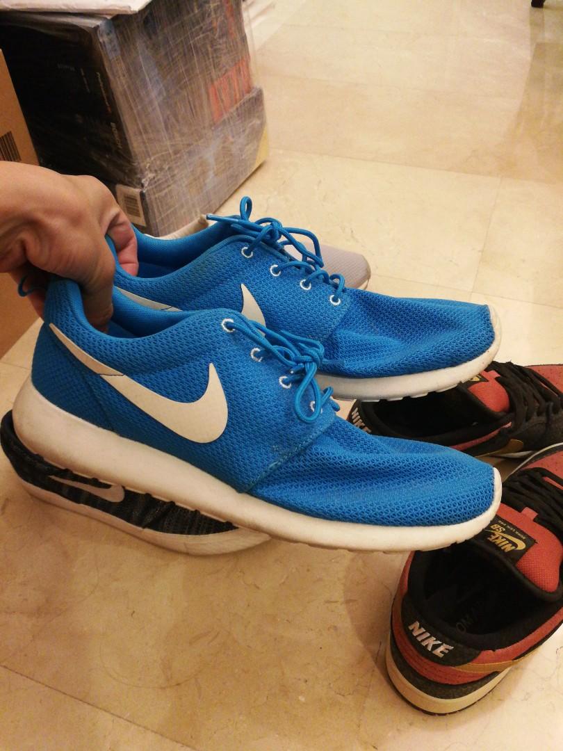 10f1a80535b6 Nike Roshe run sky blue Us10.5