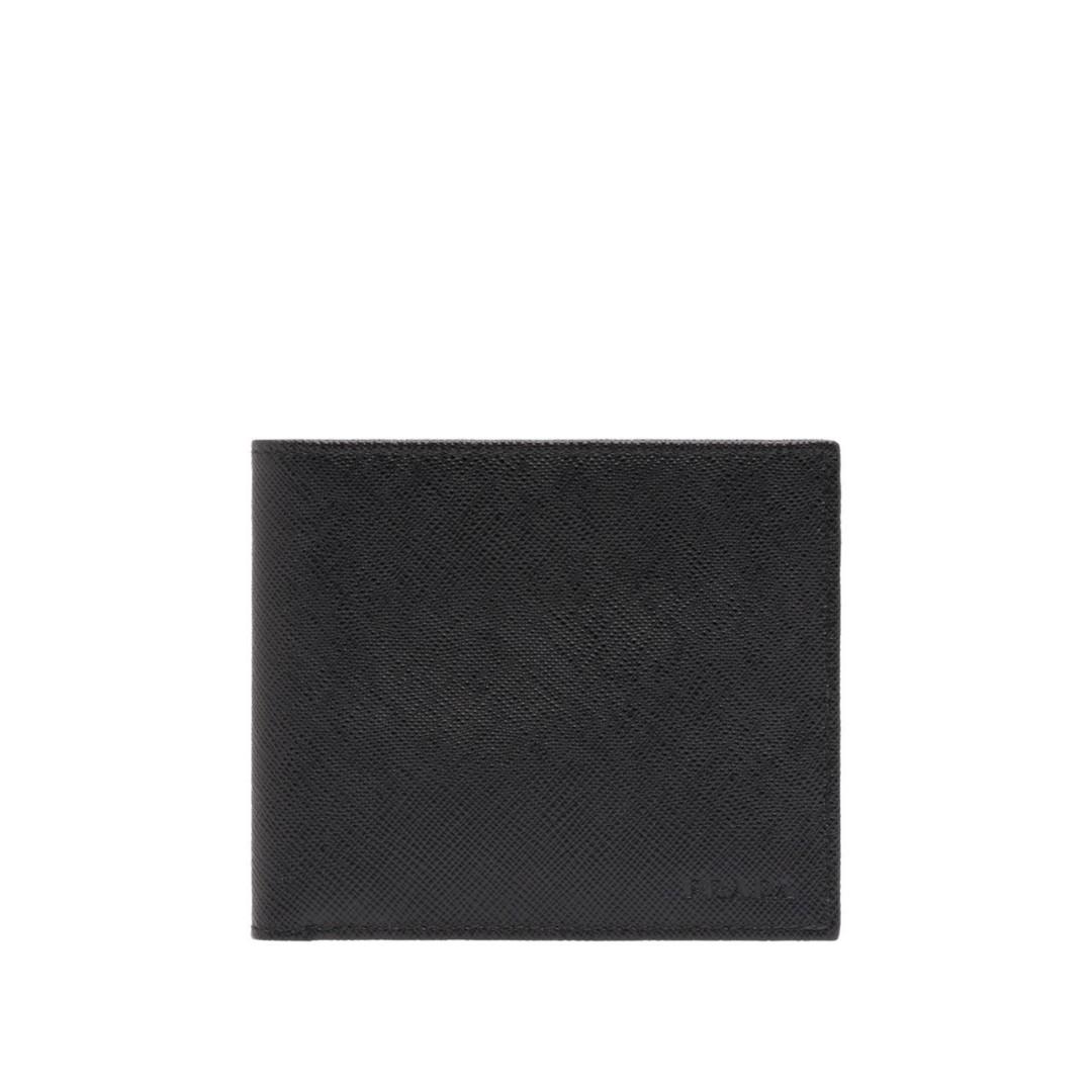 da45f81d3e Prada Men's Wallet, Luxury, Bags & Wallets, Wallets on Carousell