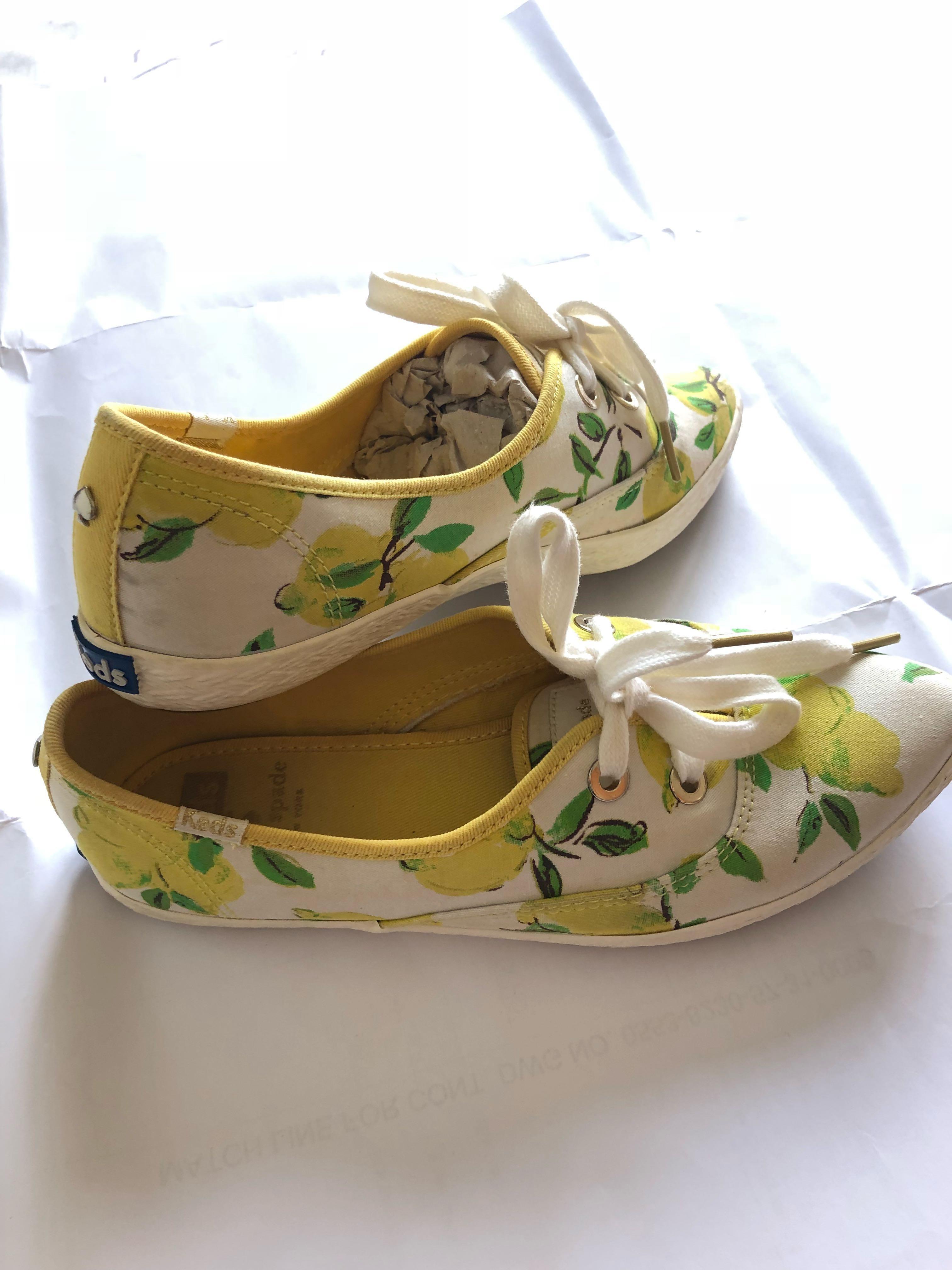 8ad9ffedb574 Pre-loved) Keds x Kate Spade Sneakers