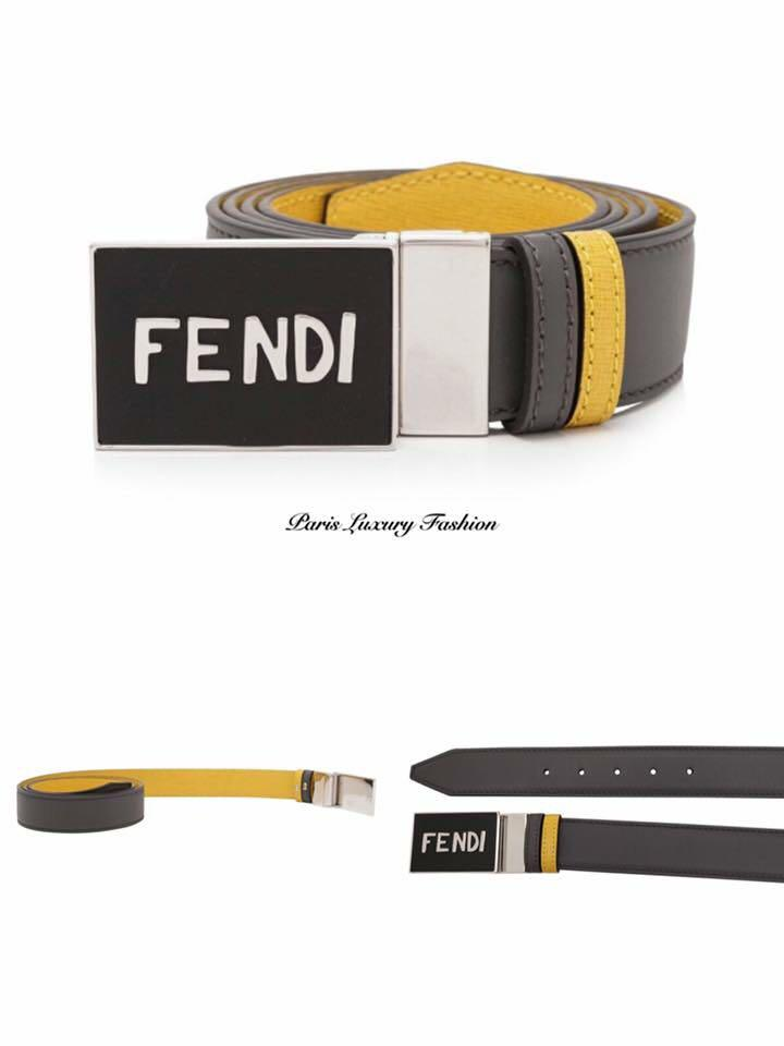 23558bb9 Preorder Fendi Belt, Men's Fashion, Accessories, Belts on Carousell