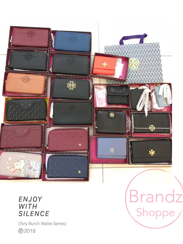 86668b46733 Ready Stock! Tory Burch Women Wallet / Ladies Purse 2018 (Aug ...