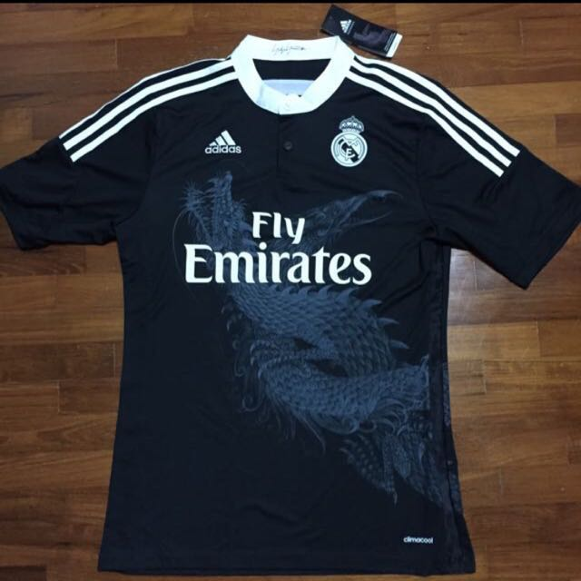 168bd73d1 Real Madrid Jersey, Men's Fashion, Clothes, Tops on Carousell