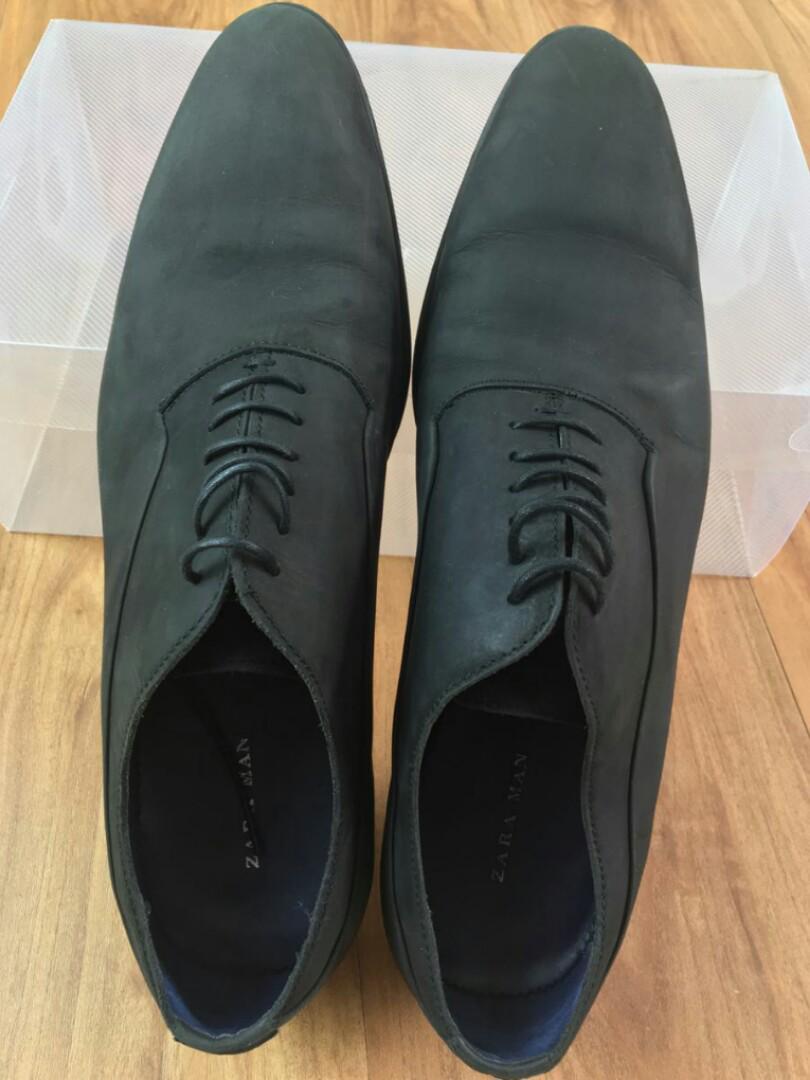 Sepatu Pantofel Zara Original Pria Man 41 2nd Men S Fashion