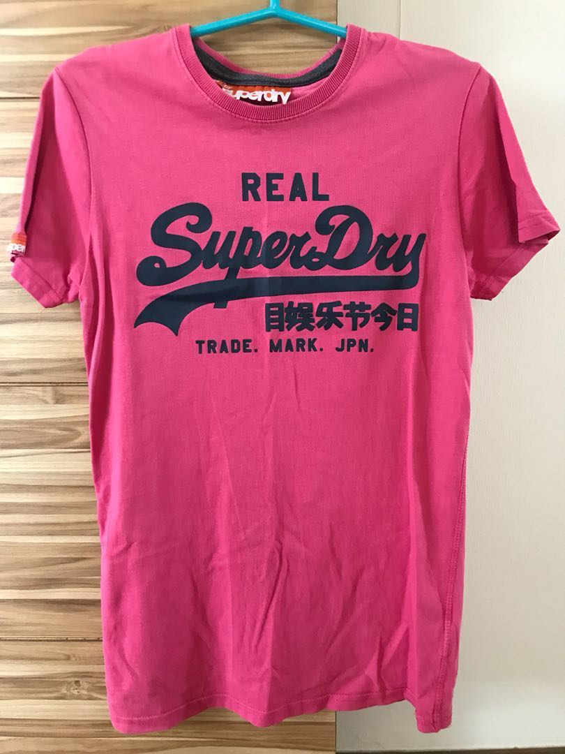 ccf2d5aed Superdry T-shirt, Men's Fashion, Clothes, Tops on Carousell