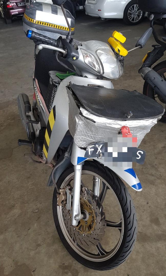 Used 2018 Honda Wave 125 Motorbikes Motorbikes For Sale Class 2b
