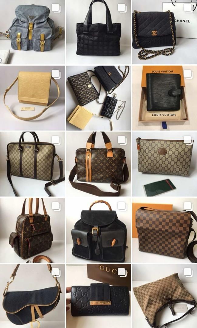 ba11739d3d4c More items coming soon As in Chanel   Ysl   Prada   Gucci   Dior   Versace    Louis Vuitton......