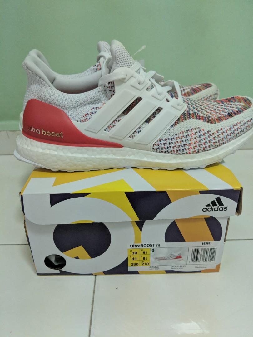 7c1be082d62f WTS WTT BNDS Adidas Ultraboost 2.0 Multicolor US10 UK9.5 BB3911 ...