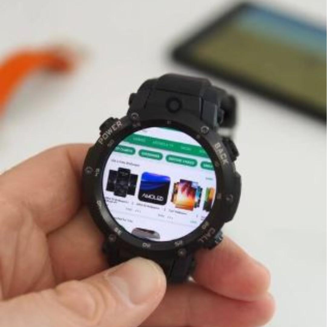 Zeblaze Thor S Smartwatch LTE, Electronics, Others on Carousell