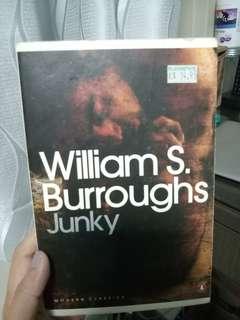 William S Burrough's Junky