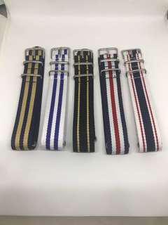 20mm nato watch straps