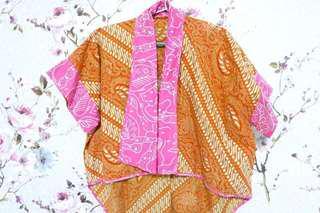 Mirota Reversible Batik Outer