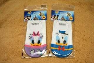 韓國迪士尼 Donald Daisy 短襪 / 船襪