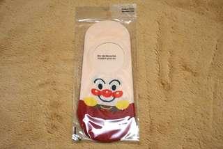 韓國 麵包超人 短襪 / 船襪