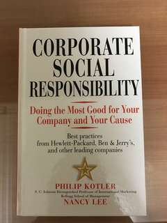 Corporate Social Responsibility (Hardcover)