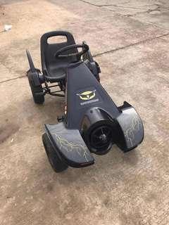 Batman Pedal Go Cart Karting