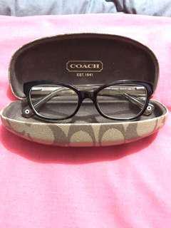 Coach Glasses / Kacamata Original