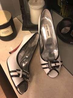 Steve Madden open toes high heels shoes