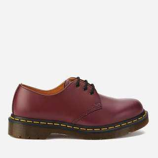 WTB / Dicari DR Martens Red Cherry Smooth 6UK/39