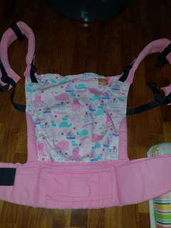 🚚 EUC Tula baby carrier - Sweet Seas limited edition
