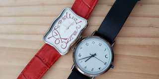 Foce and UO watches