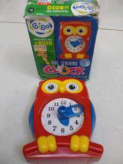 Gigo學習時鐘