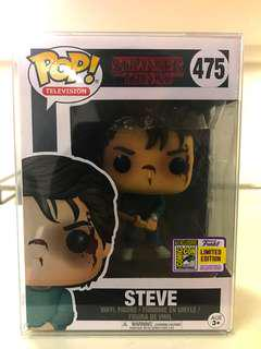 Funko Pop - Stranger Things Steve SDCC Exclusive