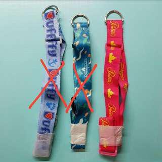香港迪士尼樂園 襟章頸帶