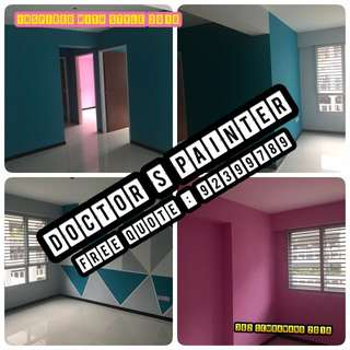 BTO special Painting Package! Special Price ! Guranteed lowest in town .