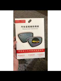 Side Mirror Waterproof Membrane