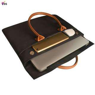 Men's Leather Laptop Bag