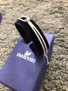 Swarovski White Cry Bangle