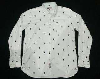 Aape by A Bathing Ape Button Up Shirt