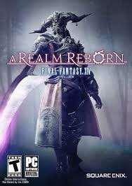 Final fantasy xiv: a realm reborn + 30 days (na)