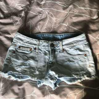 AE Ripped Shorts