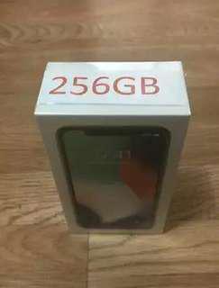 Apple iPhone X - 256GB - Silver (Sprint)