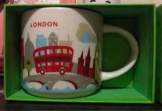 Starbucks YAH London